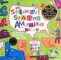The Scrambled States of America Game