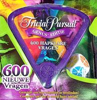 Trivial Pursuit: Genus editie - 600 hapklare vragen
