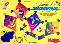 Luftikus und Sausewind (Vrolijke Vliegers)