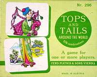 Tops and Tails around the World
