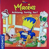 Macius: Achtung, fertig, los!