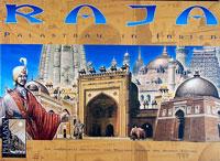 Raja: Palstbau in Indien
