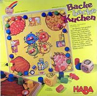 Backe backe Kuchen