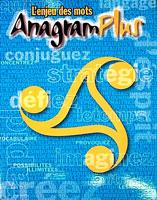 L'enjeu des mots AnagramPlus