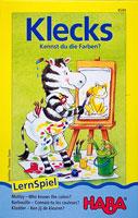 Klecks (Klodder - Ken jij de kleuren?)