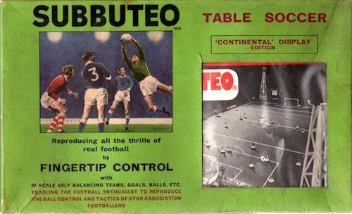 Subbuteo Table Soccer