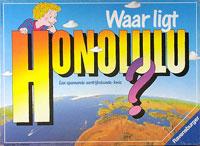 Waar ligt Honolulu?
