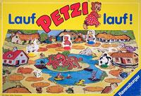 Lauf Petzi lauf!