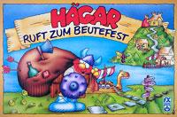 Hägar Ruft zum beutefest