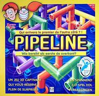 Pipeline: Wie bereikt als eerste de Overkant?