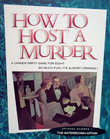 How to Host a Murder - Episode 1 - The Watersdown affair