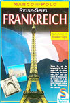 Reise-Spiel Frankereich