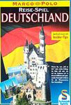 Reise-Spiel Deutschland