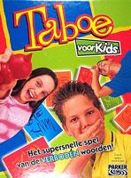 Taboe voor Kids