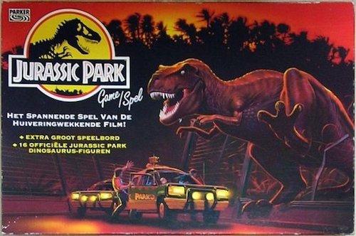 Jurassic Park: Spel