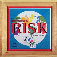 Risk: Continentenspel (Nostalgische editie)