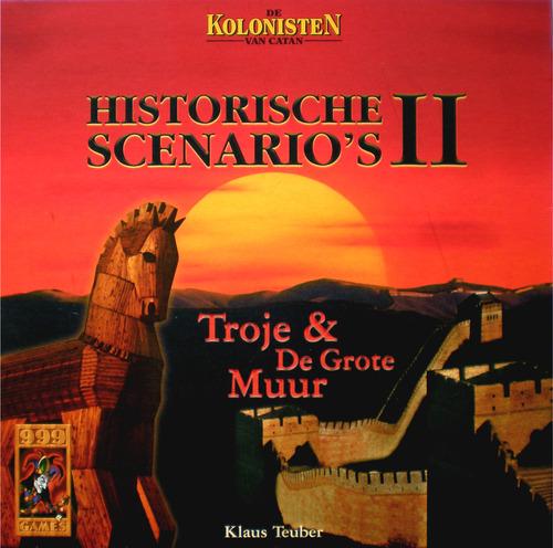 De Kolonisten van Catan: Historische Scenario