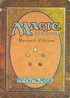 Magic, the Gathering (Revised Edition)