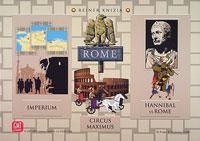 Rome (Imperium + Circus Maximus + Hannibal vs Rome)