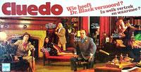Cluedo: Wie heeft Dr. Black vermoord? In welk vertrek en waarmee?