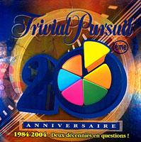 Trivial Pursuit: 20ème anniversaire