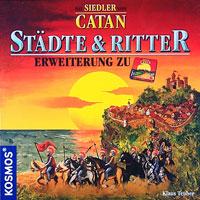 Die Siedler von Catan: Städte und Ritter (2002)