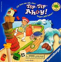 Tip. Tip. Ahoy! (Alle hens aan dek, ahoi!)