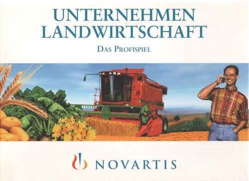 Unternehmen Landwirtschaft - Das Profispiel