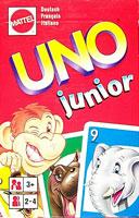 hoe speel je uno junior