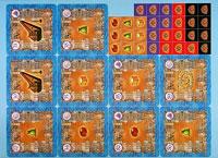 Kontor: Erweiterung 3 &4 Spieler