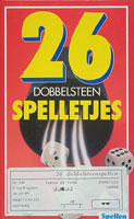 26 Dobbelsteenspelletjes