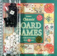 The Book of Classic Boardgames