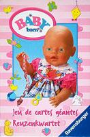Baby Born - Reuzenkwartet