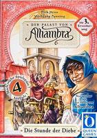 Der Palast von Alhambra - Die 3. Erweiterung - Die Stunde der Diebe