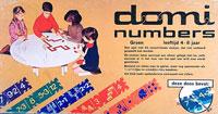 Domi Numbers (groen)