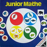 Junior Mathe - Spelenderwijs wiskunde
