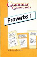 Grammar Gamecards - Proverbs 1