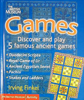 Games - Discover and play 5 famous ancient games
