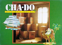 Cha-do - Das Tee-Spiel