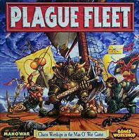Plague Fleet: Chaos Warships in the Man O