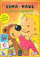 Lena + Paul: Memo-Legespiel