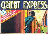 Orient Express: 5 nieuwe mysteries