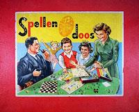 Spellendoos: 12 spellen in 1 doos