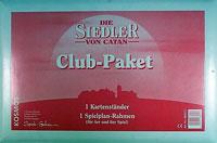 Die Siedler von Catan: Club-Paket