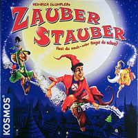 Zauber Stauber