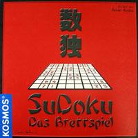SuDoku: Das Brettspiel
