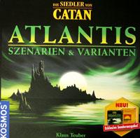 Die Siedler von Catan: Atlantis Szenarien & Varianten
