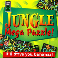 Jungle Mega Puzzle!
