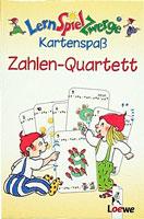 Zahlen-Quartett