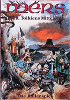 MERS - J.R.R. Tolkiens Mittelerde - Das Rollenspiel